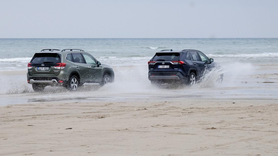 Utazni kellemesebb a Subaruban