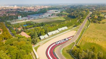 F1: Imola beugrana a Kínai GP helyére