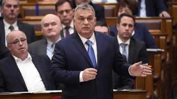 Orbán a koronavírusra hivatkozva nem ment be a parlamentbe