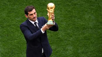 Iker Casillas mentené meg a spanyol futballszövetséget
