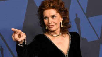 Sophia Loren lesz a netflixes Előttem az élet főszereplője