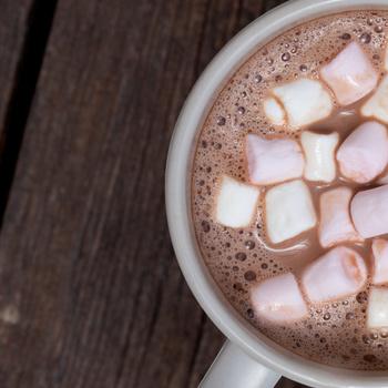A tökéletes forró csoki receptje: a mályvacukortól lesz ilyen finom