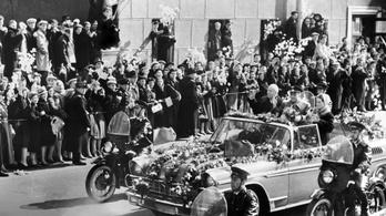 Nem vették meg a limuzint, amiben Gagarin bevonult Moszkvába