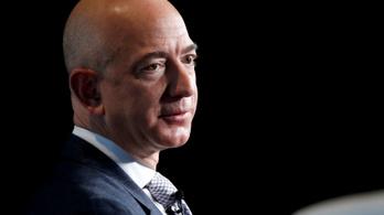 Jeff Bezos 3100 milliárd forintos alappal küzd a klímaváltozás ellen