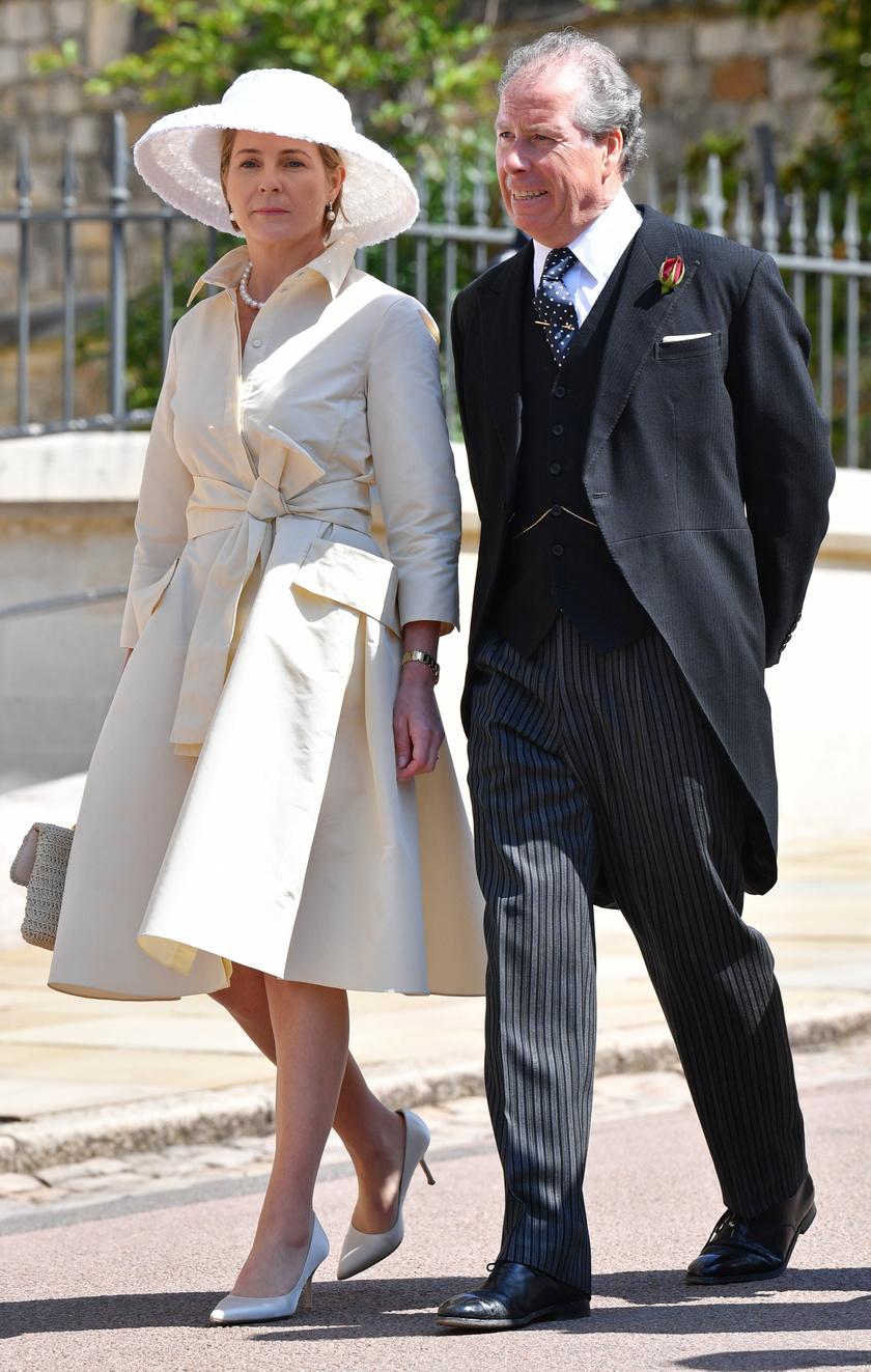 david armstrong jones és a felesége