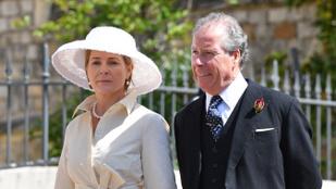 Újabb felhajtás az angol királyi családban, 26 év házasság után válik a királynő unokaöccse