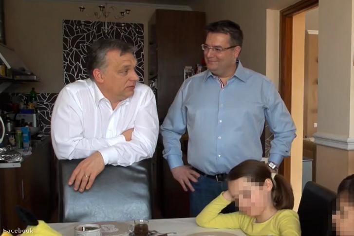 Bocskai Péter és Orbán Viktor