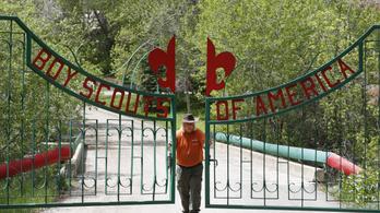 Csődvédelmet kért a molesztálási botrányban érintett Amerikai Cserkészszövetség