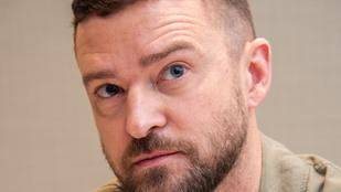 Vizelettel teli palackokkal dobálták meg Justin Timberlake-et a szólókarrierje kezdetén
