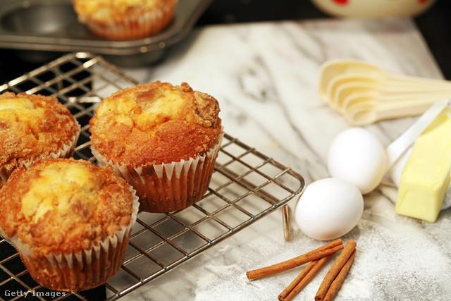 A glutén- és cukormentes recept nagyon könnyen tejmentessé is alakítható.