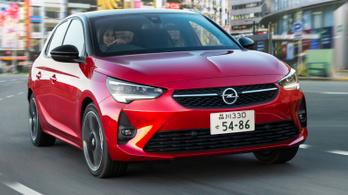 Japánban is felbukkan az Opel
