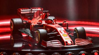 A Ferrarit nem zavarja, hogy széles az orra