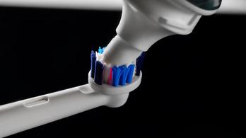 Mi kerül egy elektromos fogkefén 100 ezer forintba?
