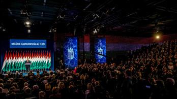A HM szerint Orbán pártalapítványi évértékelője nem pártrendezvény