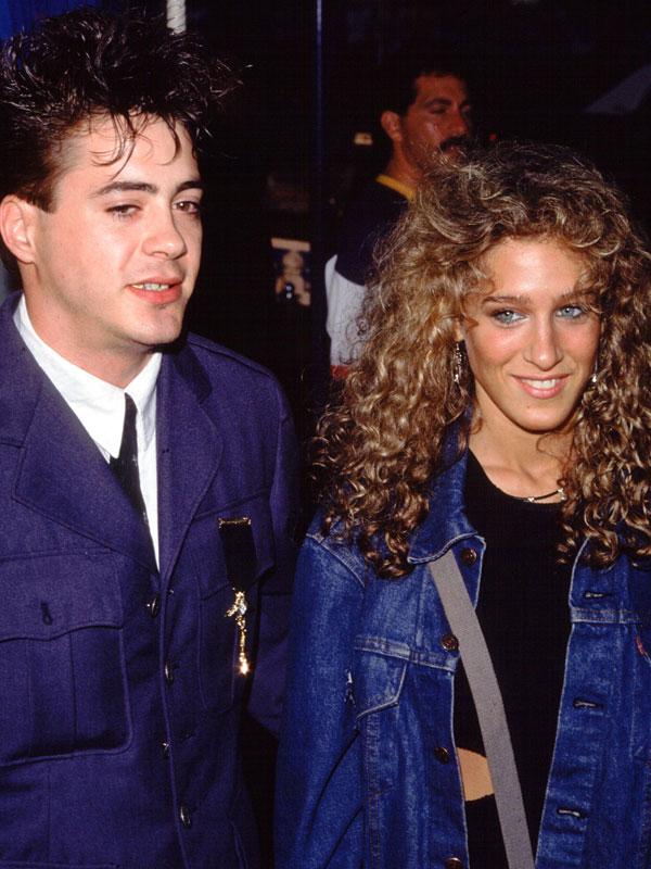 Miért szakított Sarah Jessica Parker és Robert Downey Jr.?