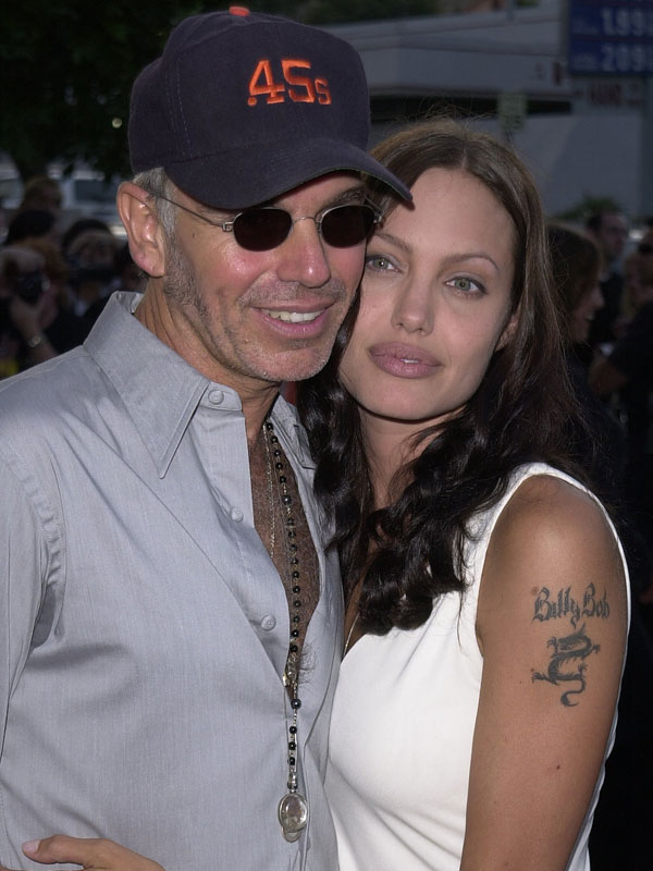 Mennyi a korkülönbség Angelina Jolie és exférje, Billy Bob Thornton között?