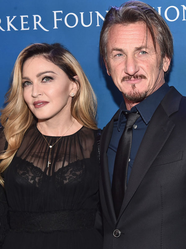 Mikor vált el Sean Penn és Madonna?