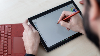 Surface Pro 7: remek laptop, és kicsit tablet is