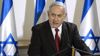 Márciusban állhat bíróság elé az izraeli miniszterelnök