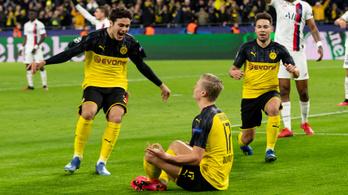 A csodagyerek hozta a Dortmund győzelmét, kikapott a Pool