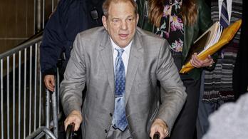 Weinstein-ügy: várni kell az ítéletre, az esküdtszék még nem döntött