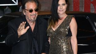 Szakított Al Pacino és 39 évvel fiatalabb barátnője, aki szerint a színész egy zsugori öregúr