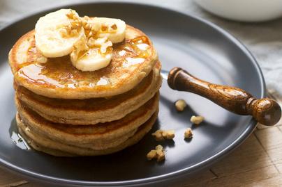 Így készül a banacsinta: puha, pufi, laktató banános édesség