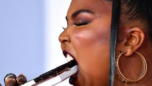 A mellvillantásnál is meredekebb dolgok történtek a Brit Awards vörös szőnyegén