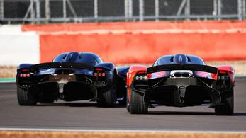 Mégsem küldik Le Mans-ba az Aston Martin Valkyrie-t
