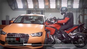 Gyűrődőzónát tervez a BMW a motorokra