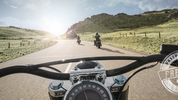 A Harley fizeti a jogsid, ha veszel egy motort