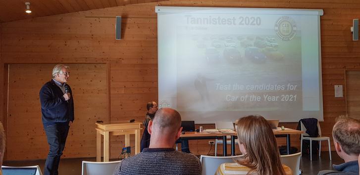 Október elején zajlik majd a 2020-as Tannistest, amit a szervező, a dán zsűritag Soren Rasmussen jelent be