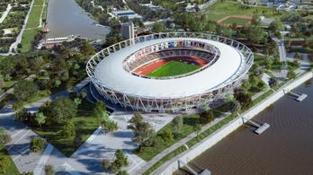 A közbeszerzésből sem lehet megtudni, mennyiből épül az atlétikai stadion a vb-re
