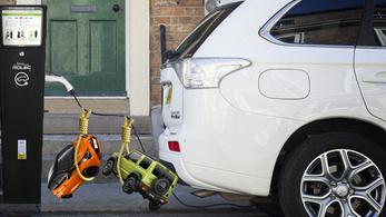 Hogyan végezzük ki a takarékos autókat a környezetvédelem nevében?
