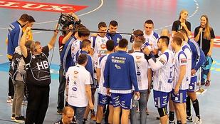 Kézi-BL: a fáradt Szegednek nem volt esélye a Flensburg ellen