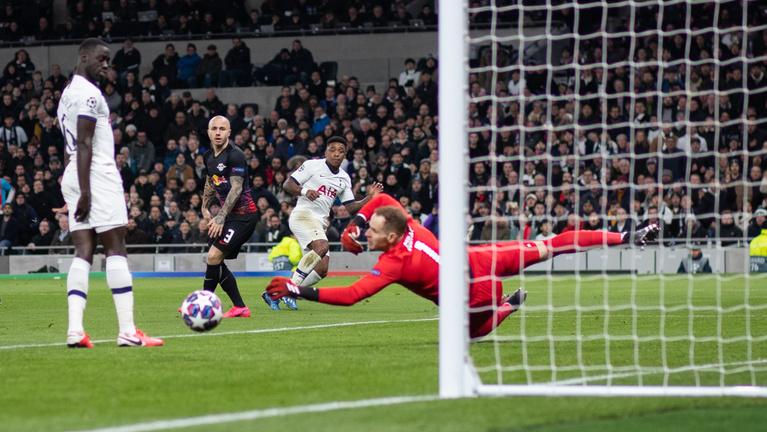 Atalanta-Valencia 4-1, Tottenham-RB Leipzig 0-1