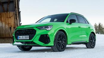 Bemutató: Audi RS Q3 - 2020.