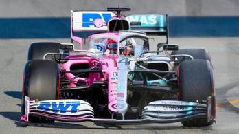 Áll a bál az F1-ben: a Racing Point klónozta a világbajnok Mercedest