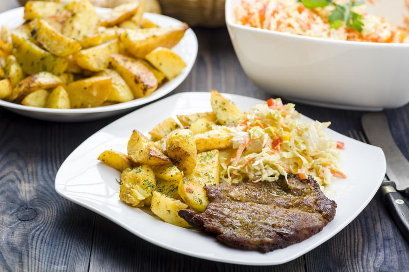 Omlós, szaftos tarja egyenesen a sütőből: ebben pácold a húst