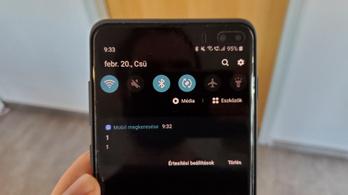 Rejtélyes értesítést látott a Samsung telefonján?