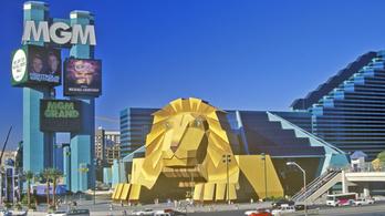 Meghekkelték a szálloda-kaszinókat üzemeltető MGM Resortsot
