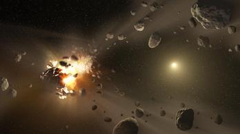 Egy MI 11 aszteroidát azonosított, amik becsapódhatnak a Földbe