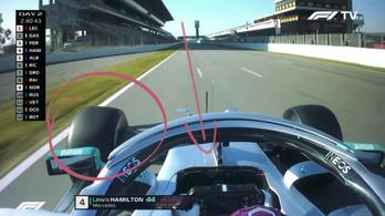 Piszok nagy trükköt rántott elő a Mercedes az F1-teszten