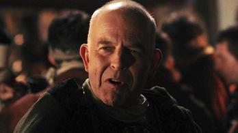 Meghalt John Shrapnel, a Gladiátor színésze