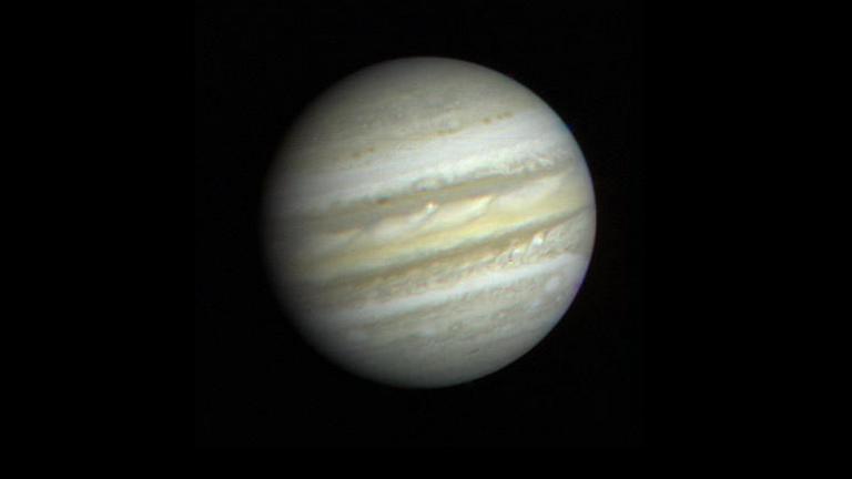 Galileo tévedett, a Jupiter valójában nedves