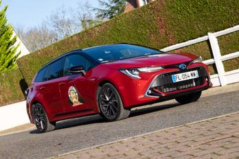 A Toyota legjobb hibridje ez?
