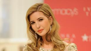 Heves indulatokat váltott ki az Abu Dhabiba látogató Ivanka Trump ruhája