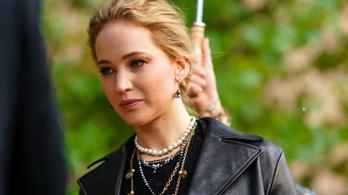Jennifer Lawrence Az alelnök rendezőjével forgat sci-fit
