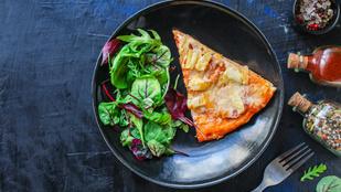Szereted a vékony tésztás pizzát? Próbáld ki tortillalapokon articsókával és szardíniával!
