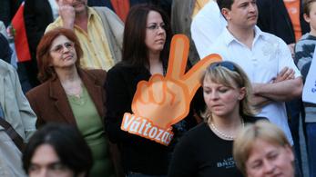 A Századvégnél is visszaesett a Fidesz